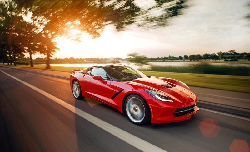 Illustration for article titled The Corvette C7 Z51 Is $277,000 Where I Live