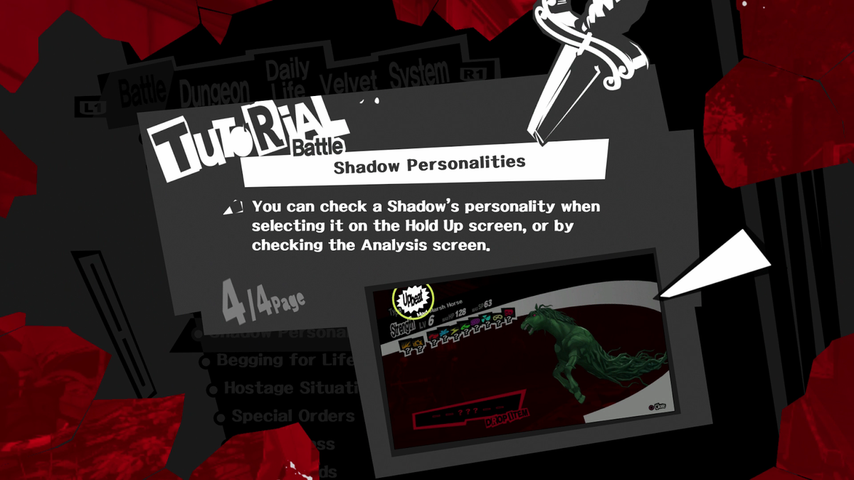 Hidden Persona 5 Tip Will Help You Nail Every Demon Negotiation