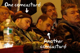 Illustration for article titled FCC Holding Comcast Do-Over Hearings at Stanford on April 17