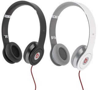 Illustration for article titled Dr. Dre Beats Solo Headphones Bring The Same Big Sound In a Smaller, Cheaper Package