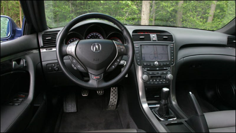 2008 Acura TL TypeS The OppositeLock Review