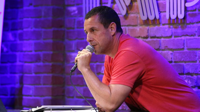 Adam Sandler to don his finest sweatpants for 100% Fresher summer comedy tour