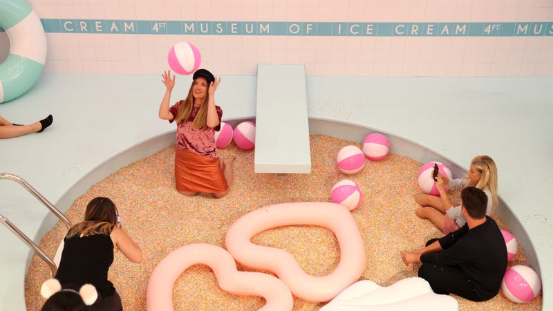 Image via Getty, Museum of Ice Cream San Francisco