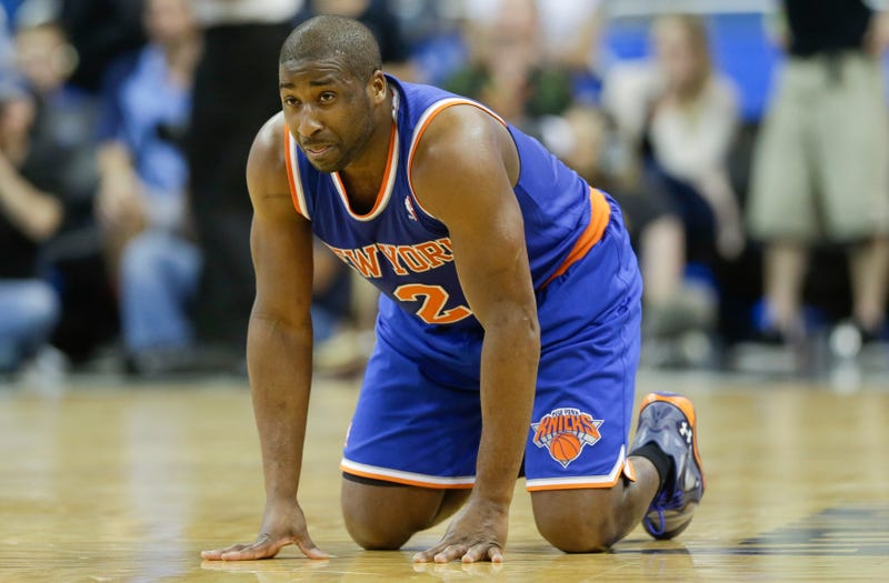 Illustration for article titled Raymond Felton Arrested, Charged With Weapons Possession