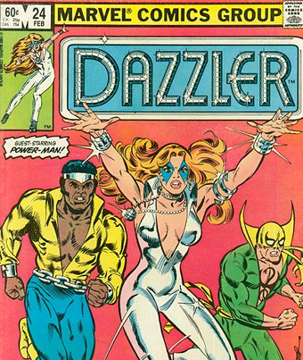 Illustration for article titled Needs More Dazzler: The Boys, S.H.I.E.L.D., Buffy Gets Laid