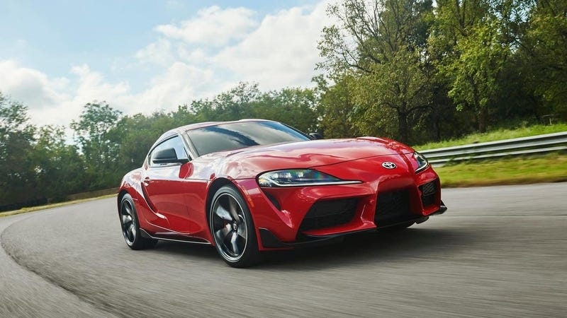 Illustration for article titled We're Driving the 2020 Toyota Supra. What Do You Want to Know?
