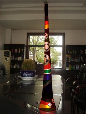 Illustration for article titled Germany Explodes In Orgy Of Vuvuzela Violence