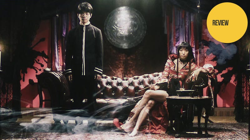 Illustration for article titled The xxxHolic Live-Action Drama is Just Plain Beautiful