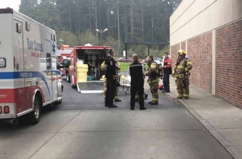 Ponen en cuarentena parte de un hospital después de que cinco personas sufrieran alucinaciones