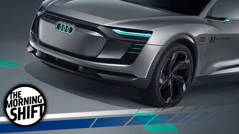 Audi Takes The Lead On SelfDriving Cars But No One Is Sure How To - Audi self driving car