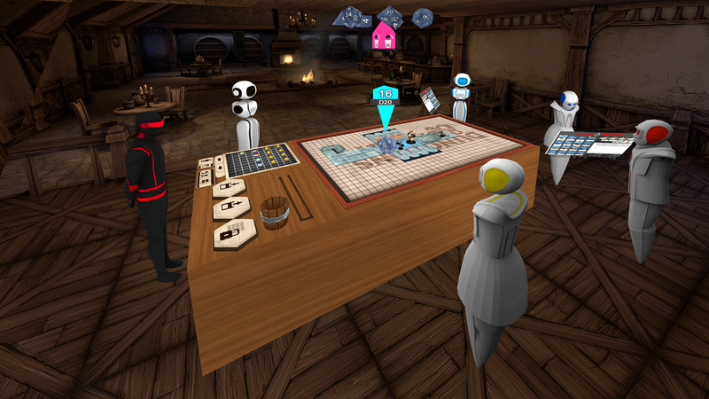 Yep You Can Play Dungeons Amp Dragons In Vr Now