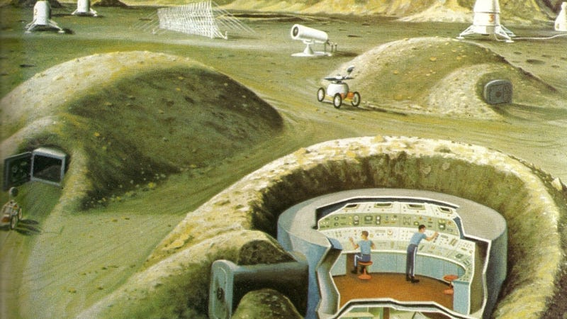 Illustration for article titled Science fiction writers have a job, and it's time to do it, says Neal Stephenson