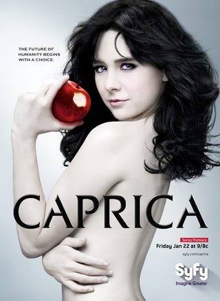 Illustration for article titled Jane Espenson Explains Caprica's Change Of Showrunner