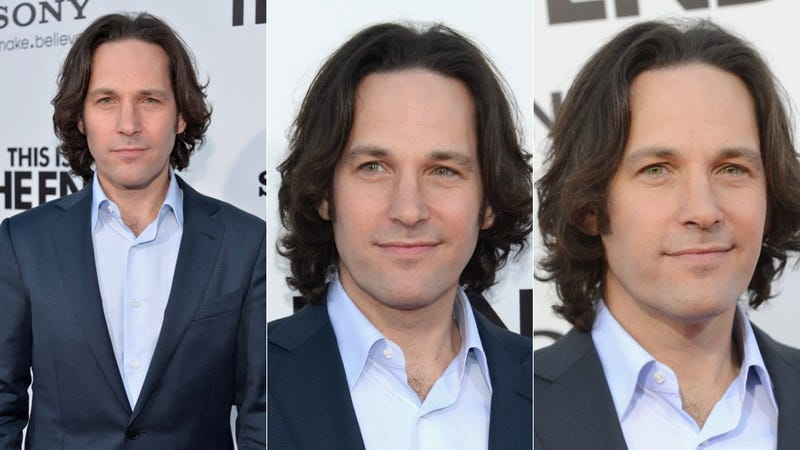 Illustration for article titled An Ode To Paul Rudd's Hair