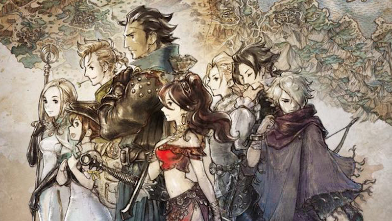 Illustration for article titled Help, I Can't Decide Which Octopath Traveler Character To Start With