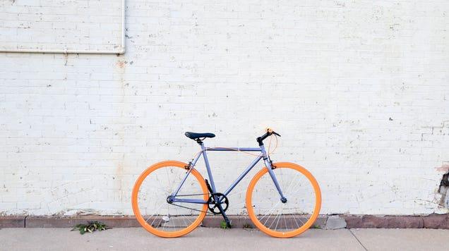 Register Your Bike Before It Gets Stolen