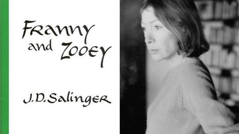 Illustration for article titled Joan Didion Thought Franny and Zooey Was a Self-Help Book for Coeds