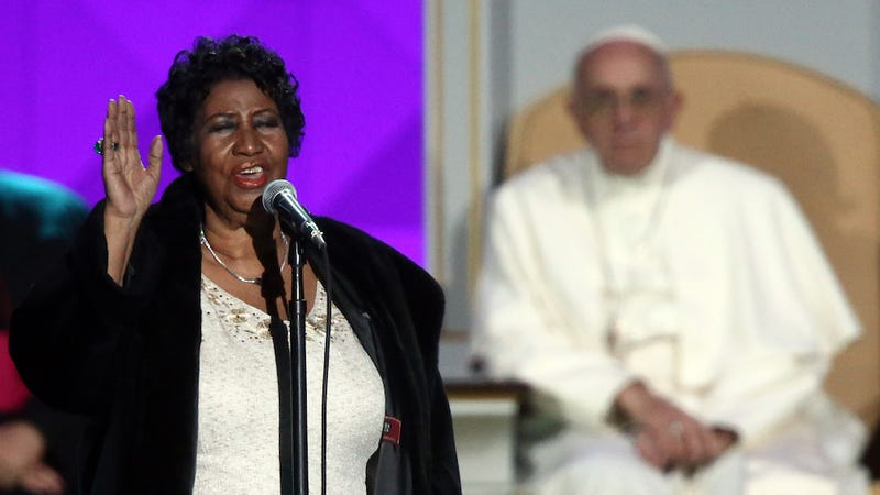 Illustration for article titled Aretha Franklin Suspects Prince's Death Was the Result of Zika