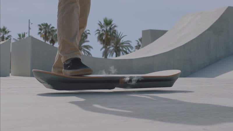 Illustration for article titled Lexus built a real hoverboard, just to prove it's possible