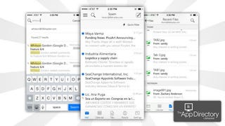 The Best Email Client for iPhone