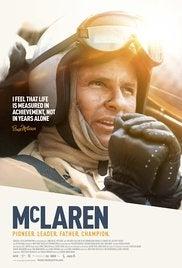 Illustration for article titled Mclaren movie...