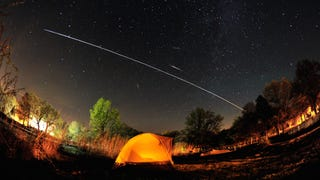 Illustration for article titled Share Your Photos of This Weekend's Never-Before-Seen Meteor Shower