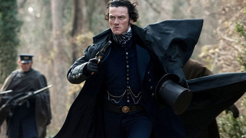 Here's the guy who will star in The Crow remake, finally