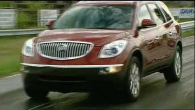 39 the 2008 buick enclave is a crossover roadmaster 39. Black Bedroom Furniture Sets. Home Design Ideas