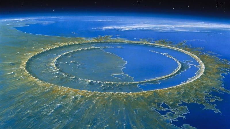 Luz verde para perforar el cráter del asteroide que mató a los dinosaurios