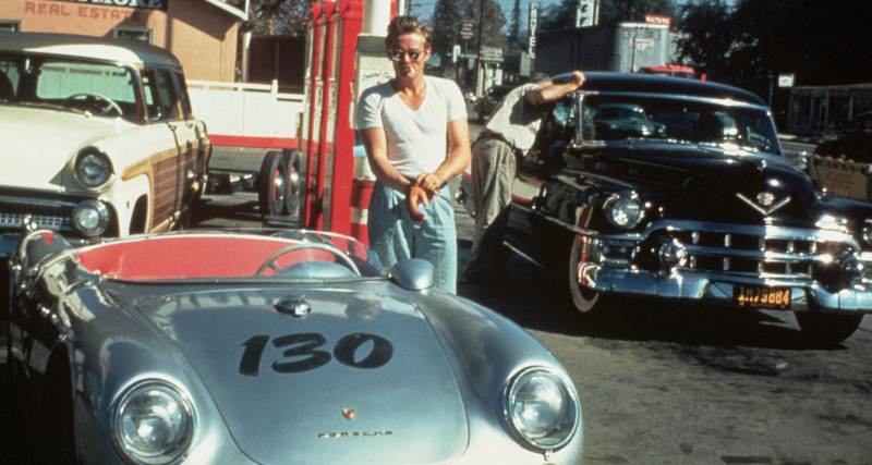 The Mystery Of James Dean S Cursed Porsche Explained