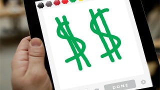 Illustration for article titled Draw Something Is Drawing Huge Piles of Money