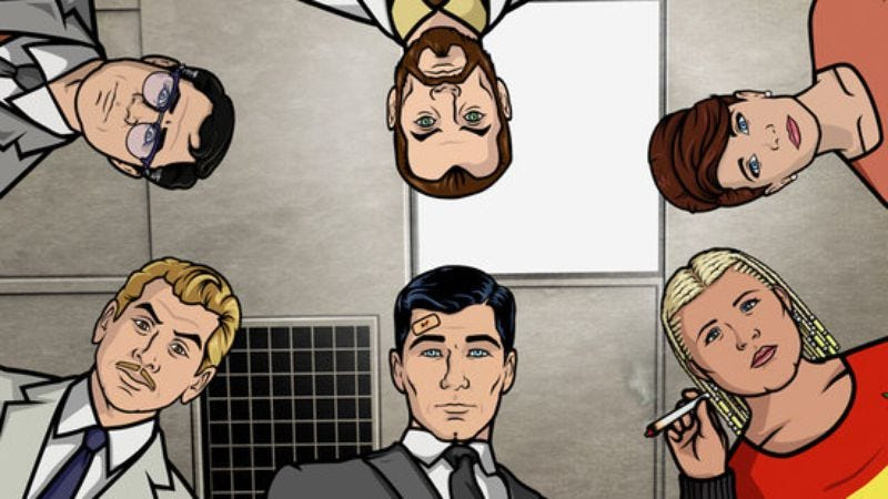 Illustration for article titled It looks like Archer will be back for a third season, and FX is adding another comedy