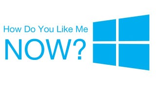 Illustration for article titled How Do You Like Windows 8 So Far?