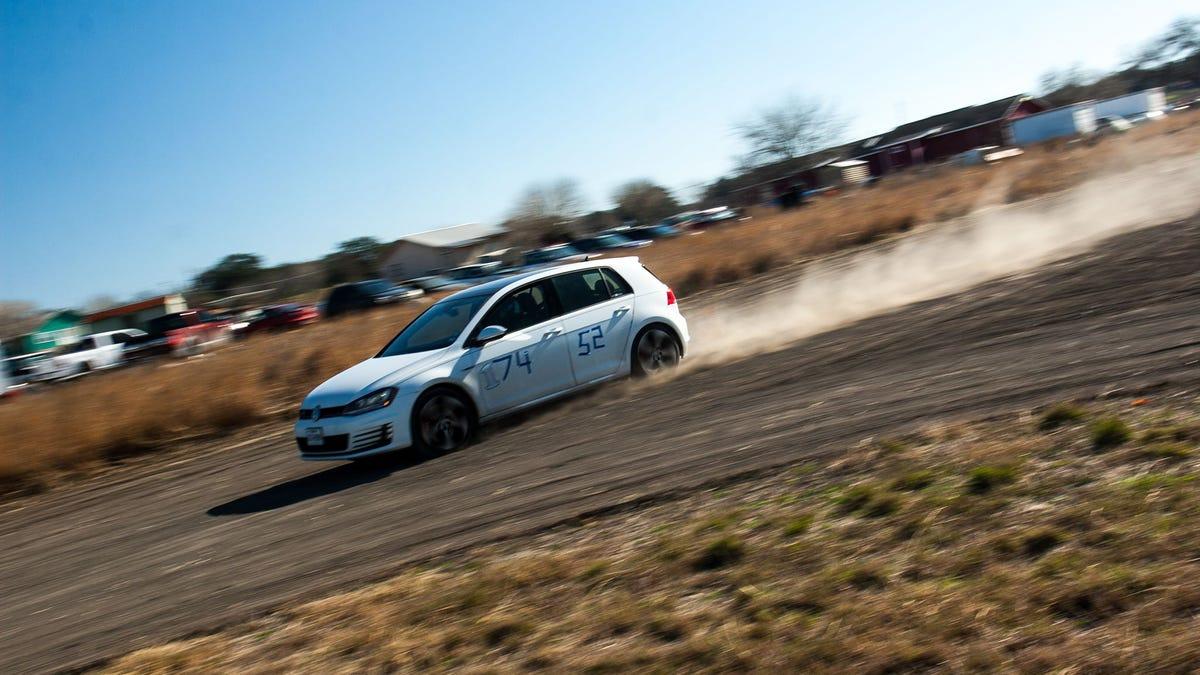 You Should Rallycross A Volkswagen GTI