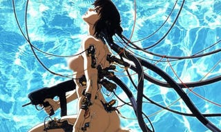 Illustration for article titled Ghost In The Shell To Be Live-Action 3D Bionic Woman... Kinda