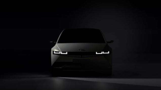 Report: Apple s Electric Car May Be Based on Hyundai s E-GMP Platform