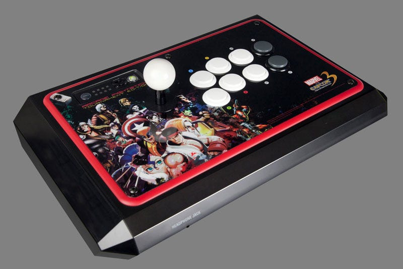 Illustration for article titled Mad Catz Stick Gallery