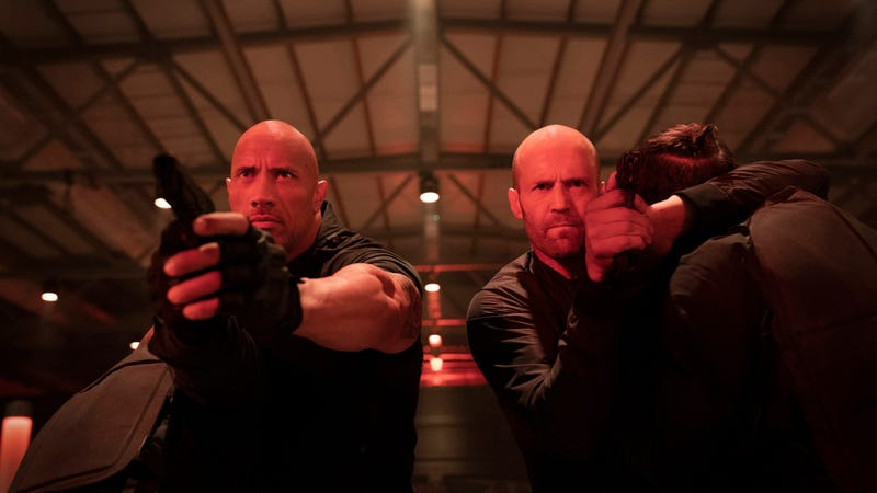 Illustration for article titled Hobbs & Shaw is the silliest Fast & Furious movie yet, but far from the best