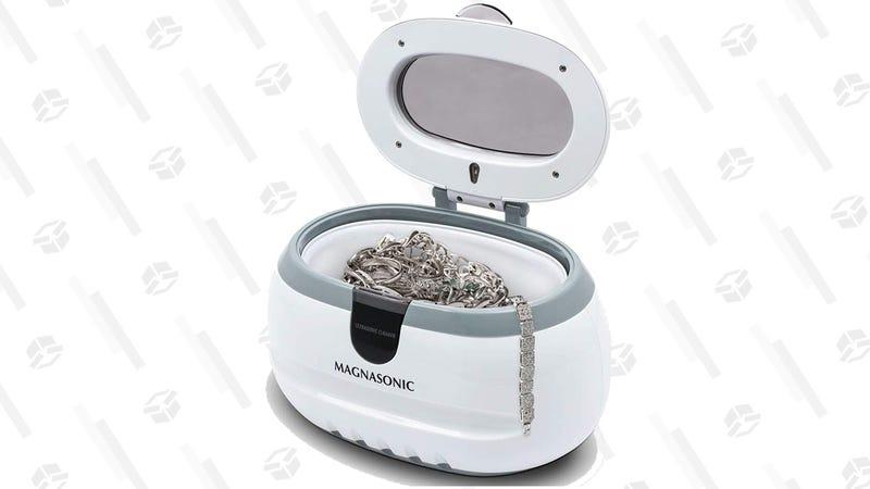 Magnasonic Jewelry Cleaner   $24   Amazon