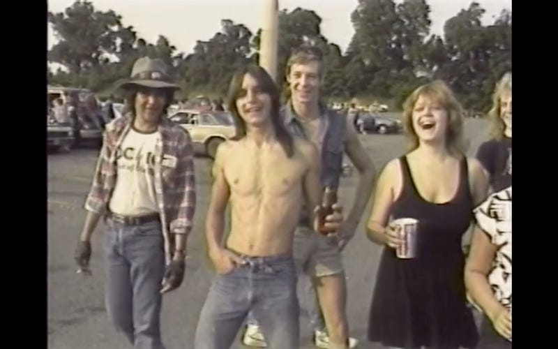 The Deranged True Story Of Heavy Metal Parking Lot, The Citizen Kane Of Wasted Teenage Metalness