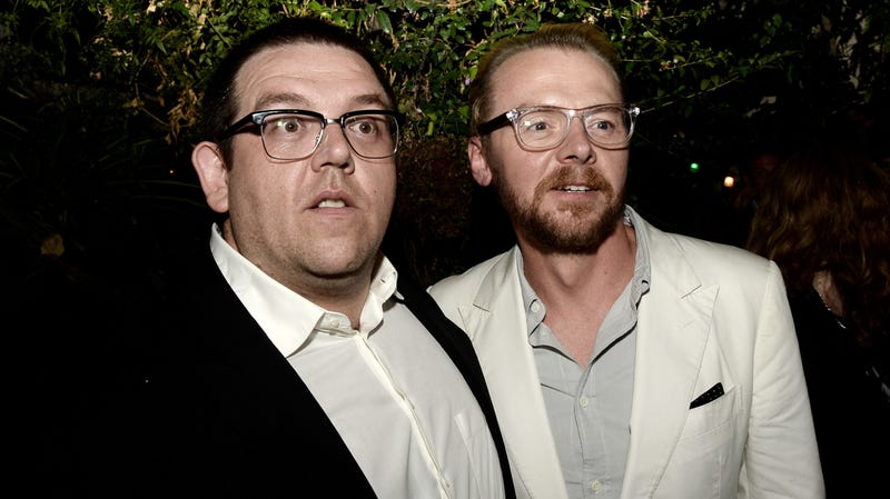 Illustration for article titled Simon Pegg and Nick Frost working on TV adaptation of fantasy series Rivers Of London