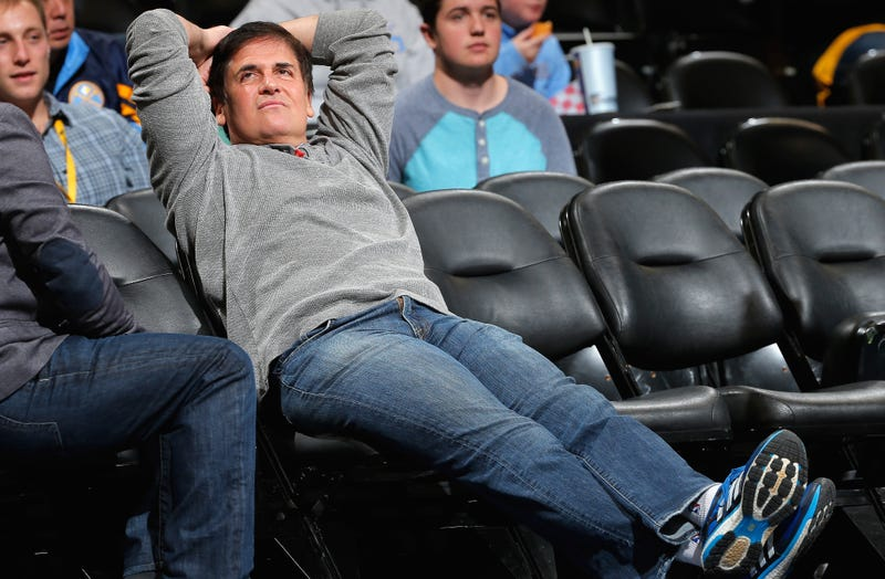 Illustration for article titled Mark Cuban Says College Basketball Is Hideous And Unwatchable