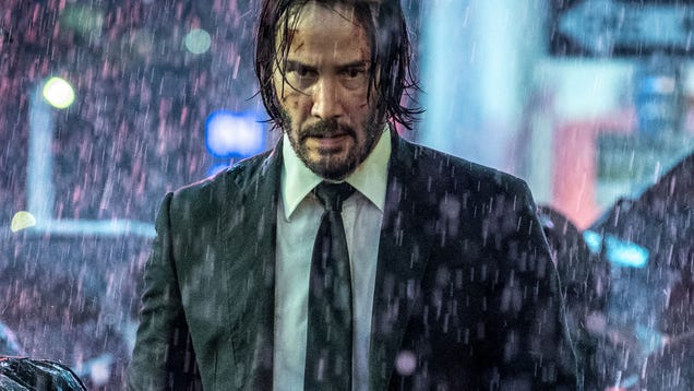 Keanu Reeves Recalls Preparing For 'John Wick 3' By Acting In Two Previous 'John Wick' Films