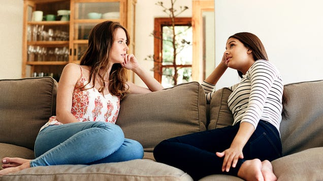 17-Year-Old Asks Friend What It Means When Guy You Like Wants Blanket Pardon