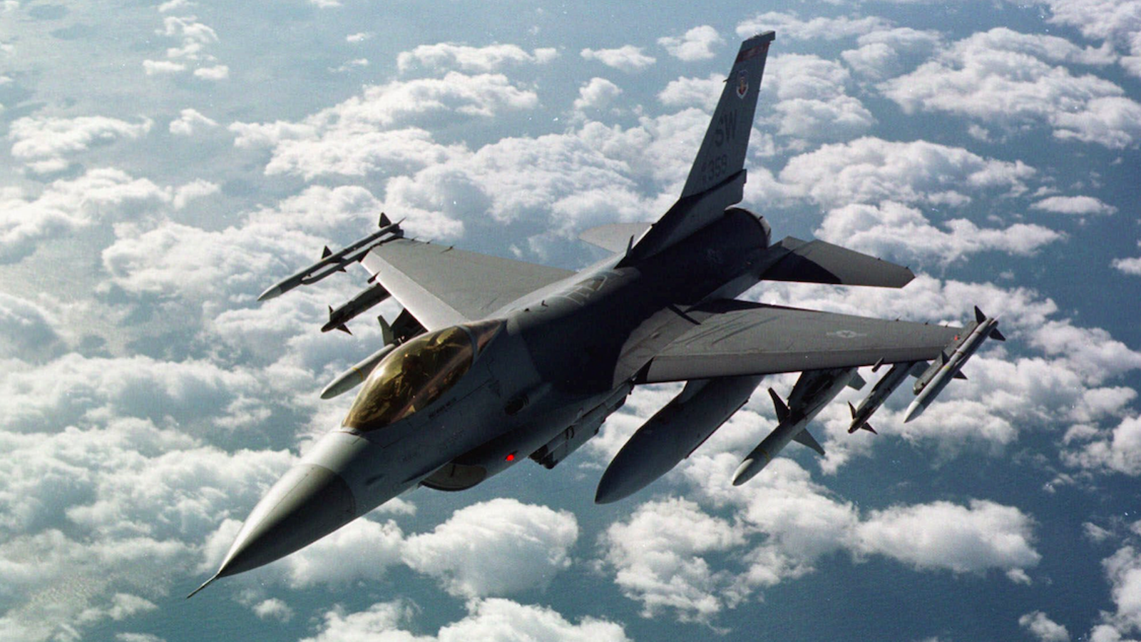 Tiny Bacteria Are Eating America's Fighter Jets