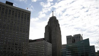 Detroit skylineGetty images