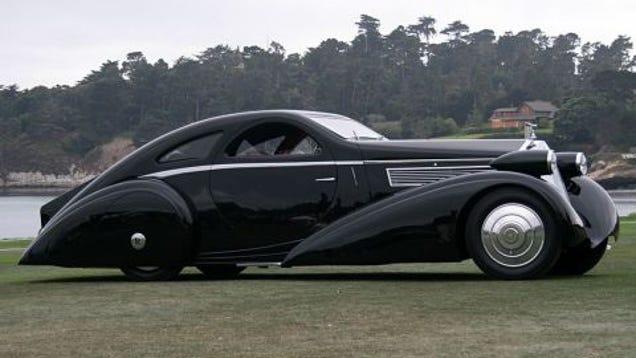 1925 rolls royce phantom 1 jonckheere coupe. Black Bedroom Furniture Sets. Home Design Ideas