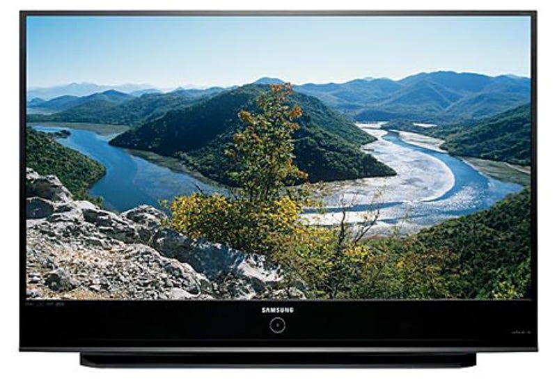 samsung 61 inch dlp tv 1080p