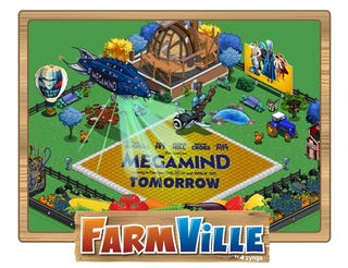 Illustration for article titled Now Movies Are Advertising In FarmVille