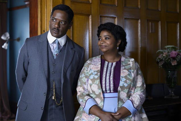 Octavia Spencer breaks barriers in the trailer for Self Made: Inspired By The Life Of Madam C.J. Walker